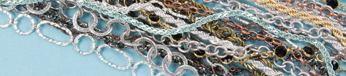 Chain for Jewelry Bracelets & Necklaces