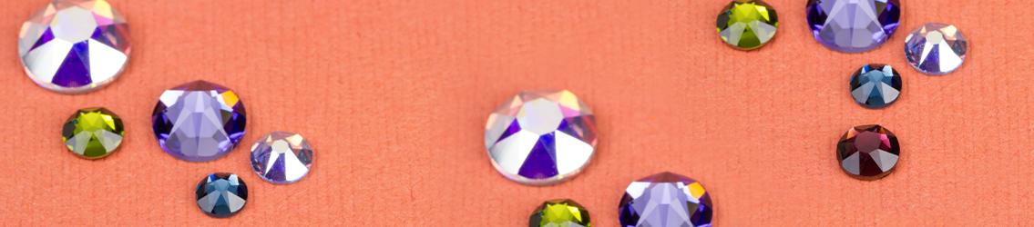 Crystal Flatback Rhinestones