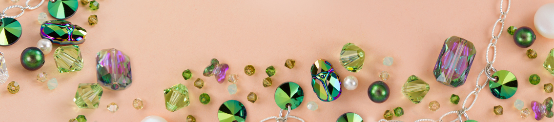 PRESTIGE Crystal Charms & Pendants (Articles 6000-6999)