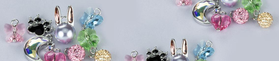 PRESTIGE Cutie Cute Crystal Charms