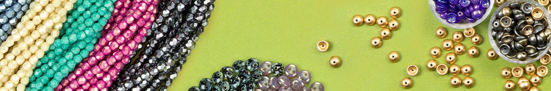 Starman Czech Glass Beads